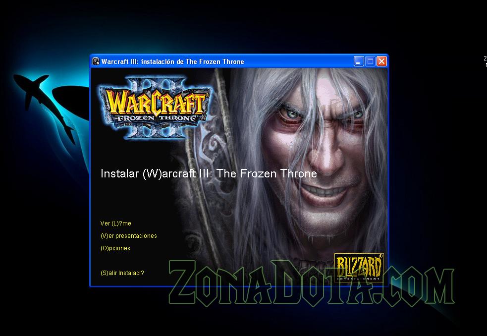 Warcraft 3 frozen throne cd key