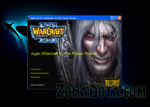 Warcraft III Reign of Chaos Warcraft III Frozen Throne Full Cracked ENG.