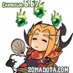 DotA Allstars 6.67 Changelog en Español