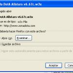 Cómo instalar DotA