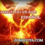 DotA 6.69b Changelog en Español
