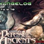 DotA 6.70 Changelog en Español