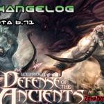 DotA 6.71 Changelog en Español
