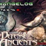 DotA 6.71b Changelog en Español