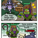 DotA Comic # 20 – Apoyo Voluntario