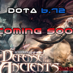 DotA v6.72 Lanzamiento oficial: ¡esta semana!