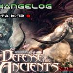 DotA 6.72b Changelog en Español