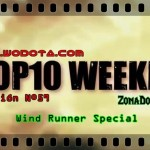 WoDotA Top10 Weekly Vol.59 – I am alleria : Wind runner