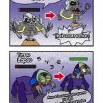 DotA Comic # 36 – HP baja y barata