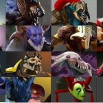 [NUEVO: 23 nuevos héroes] Screenshots de Dota 2 + lista de héroes + info