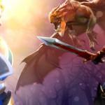 ¡Los caballeros han llegado! Omniknight y Dragon Knight agregados a Dota 2
