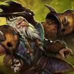 Lone Druid regresa de su exilio y llega a Dota 2