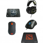 SteelSeries anuncia nuevos artículos exclusivos de Dota 2 y Counter-Strike: GO