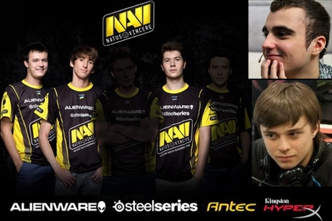 Nuevo roster de Navi 2013