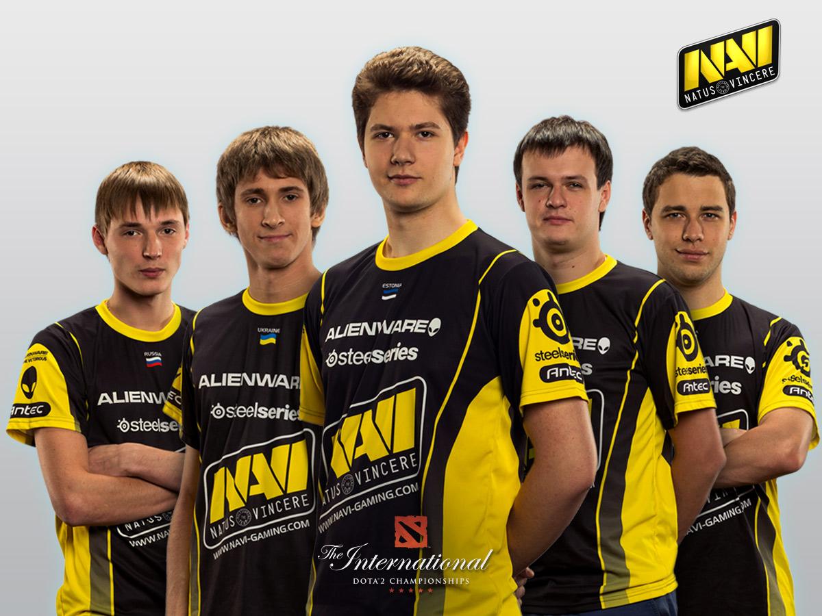 Anterior roster de Na'Vi