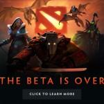 Terminó el beta. Dota 2 lanzado oficialmente
