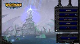 Portada Principal del épico juego WarCraft 3 TFT 1.26a