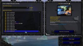 Seleccionando Mapas de DotA en WarCraft 3