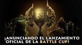 Dota 2 Battle Cups 2016