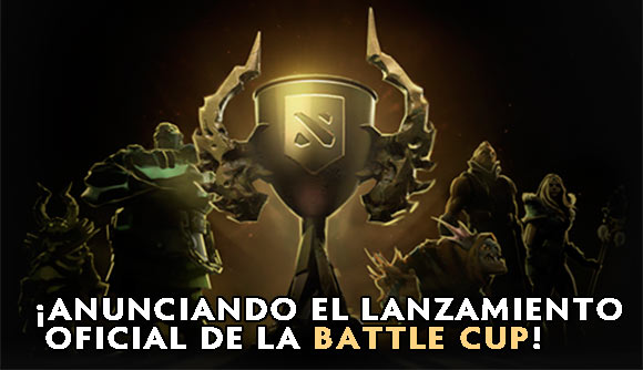 Dota 2 Battle Cups 2016