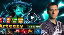 RTZ jugando con Storm Spirit