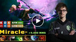 Miracle- Jugando con Anti-Mage