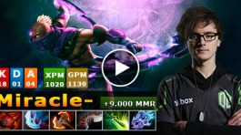 Miracle- Jugando con Anti-Mage