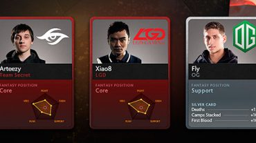 TI6 - Players Cards