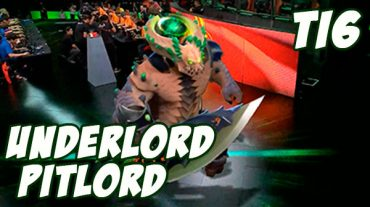Underlord - Pitlord - Dota 2
