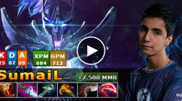 Sumail jugando con Phantom Assassin