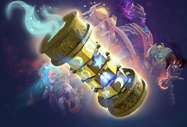 Dota 2 - TI6 Lockless Luckvase