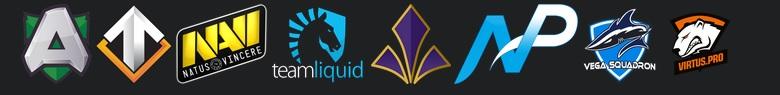Los equipos para Dreamleague S6