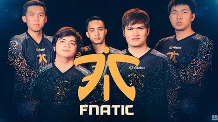 Fnatic - ESL ONE Genting