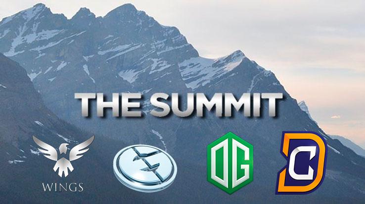 The Summit 6 - Invitados Directos