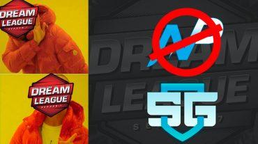 Team NP baneado por Dreamleague