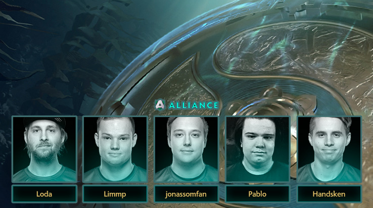 The Alliance TI7