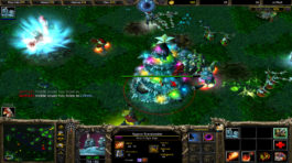 Dota RGC, destruyendo el Throne